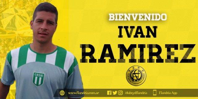 Ivan Ramirez va esta