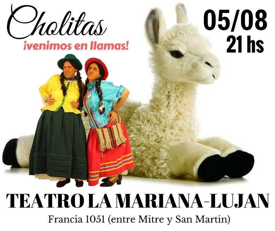 cholitas flyer